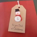 Snowman Card (Alive)