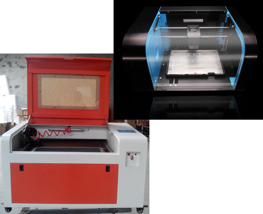 All the new toys! Lasers, Lathes and L3DPrinters? | Leeds ...
